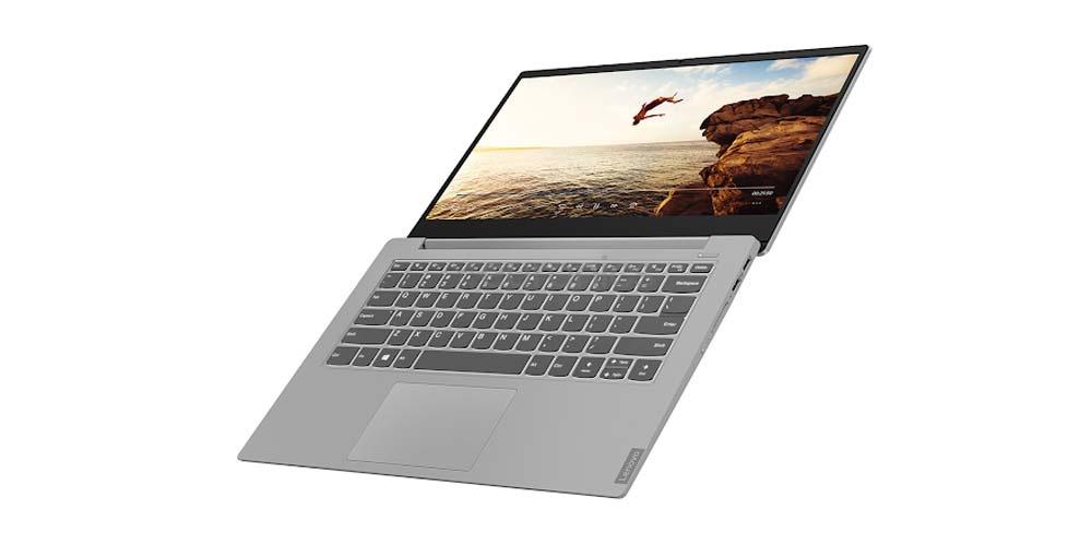 Lenovo Ideapad S540 laptop open