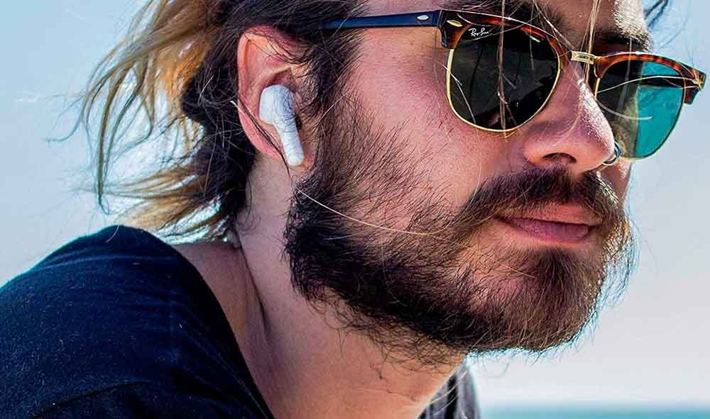 Using Motorola VerveBuds 500 Headphones