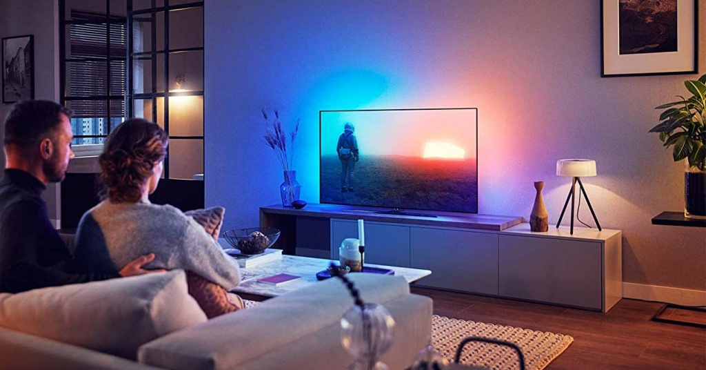 Using a Philips Smart TV 65OLED854 / 12