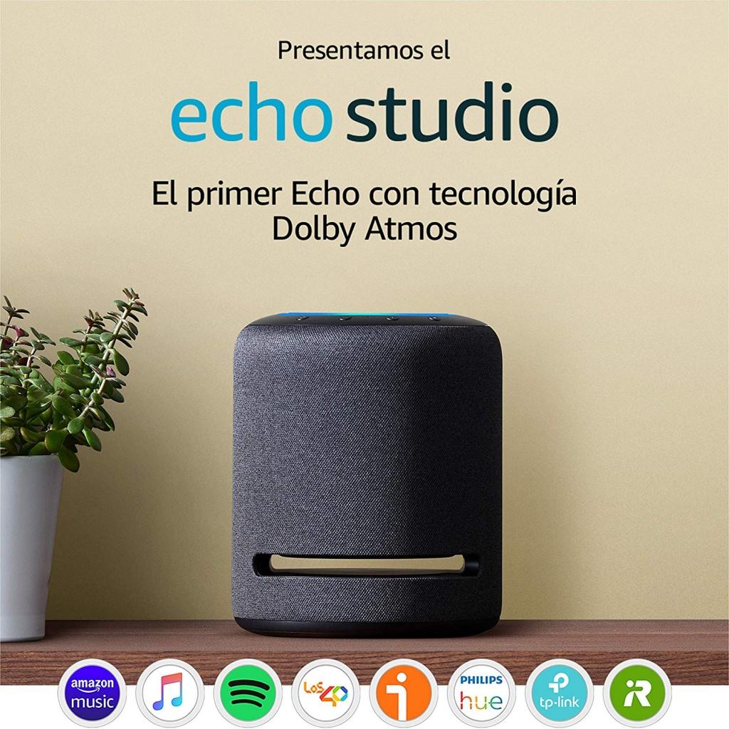 Amazon Echo Studio, one of the best smart speakers