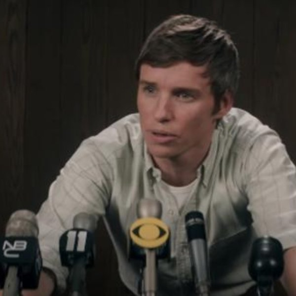 Eddie Redmayne The Trial of the Chicago 7 Nominees Oscars 2021