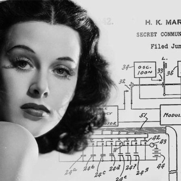 WIFI Hedy Lamarr technological inventions women