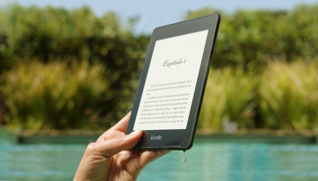 Using the Kindle Paperwhite