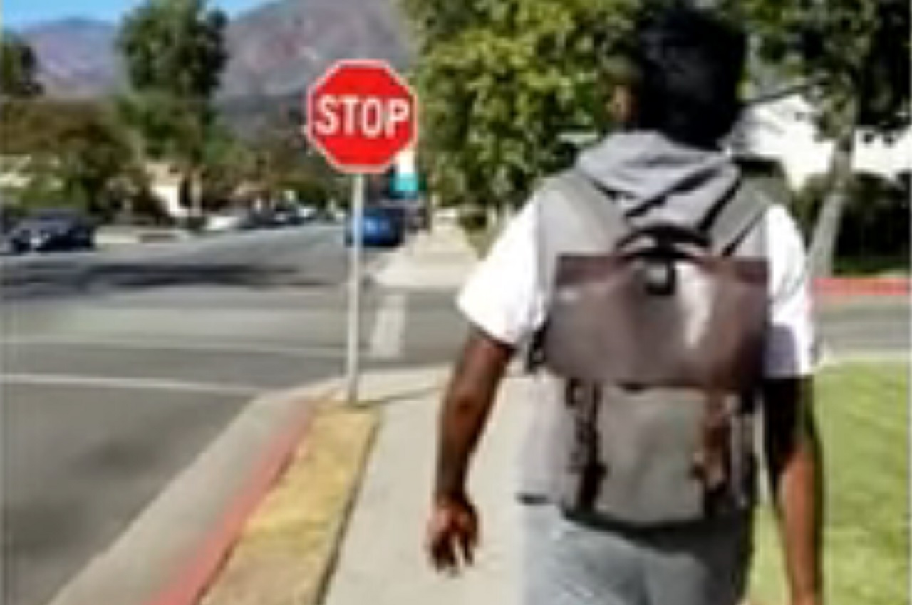 backpack disabled people