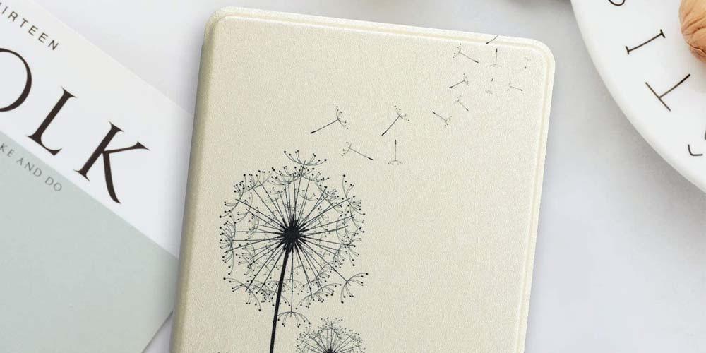 Kindle case design