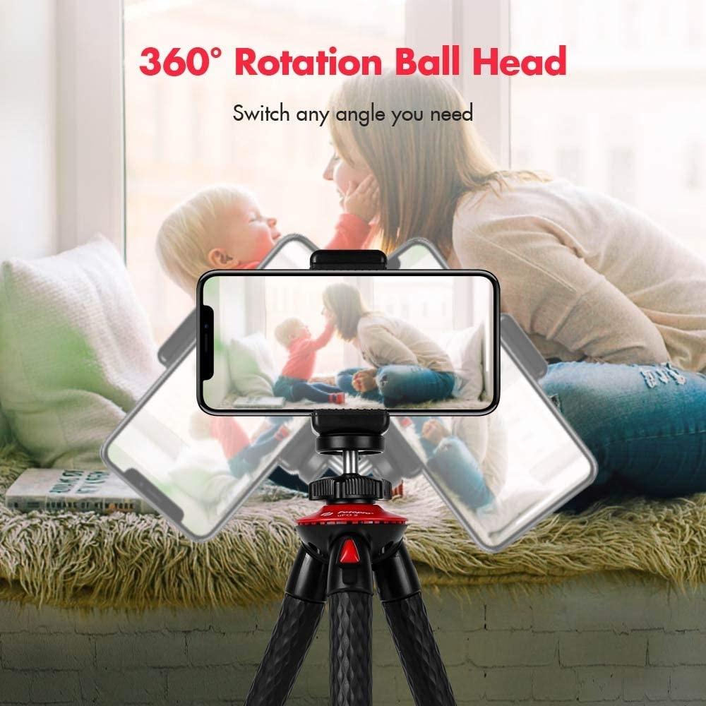 Fotopro mobile tripod