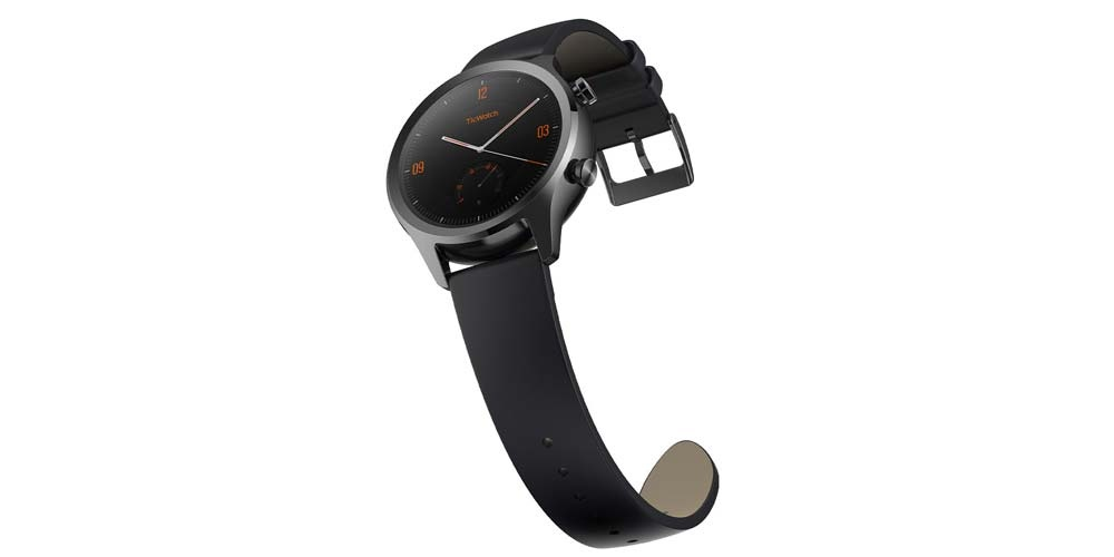 Ticwatch C2 black strap