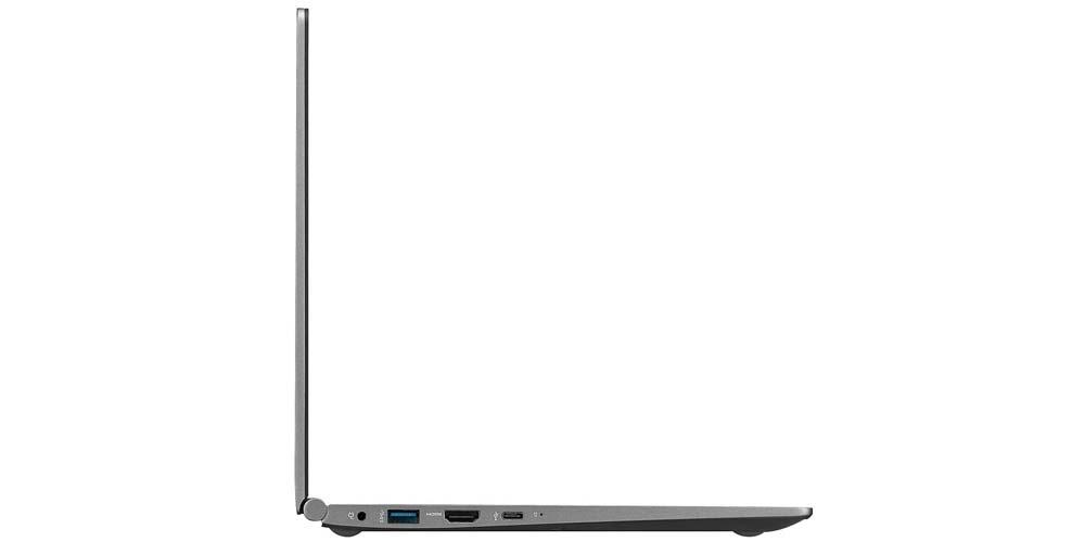 LG Gram 14Z990-G laptop side