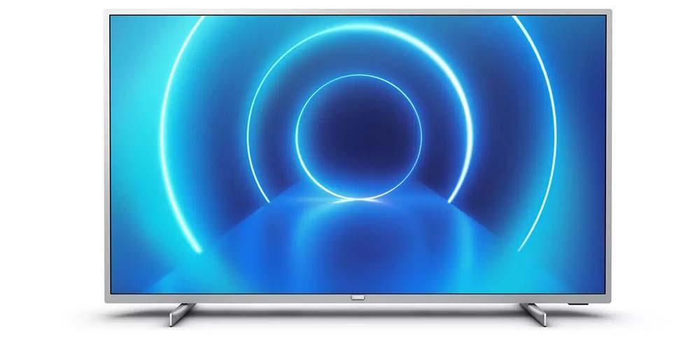 4K Smart TV Philips 70PUS7555 / 12 white