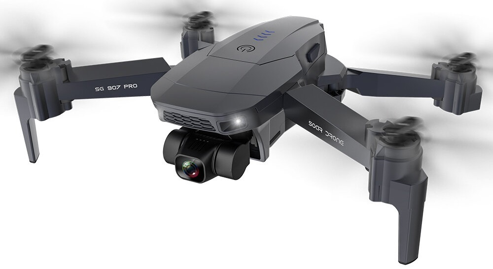 SG907 Pro RC drone