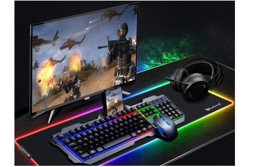 XL RGB Gaming Mousepad