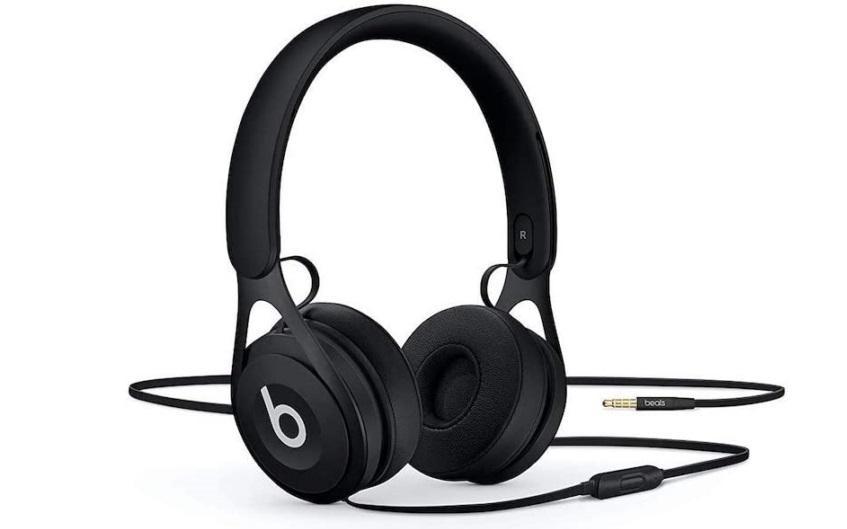 Beats EP Open Headphones Black