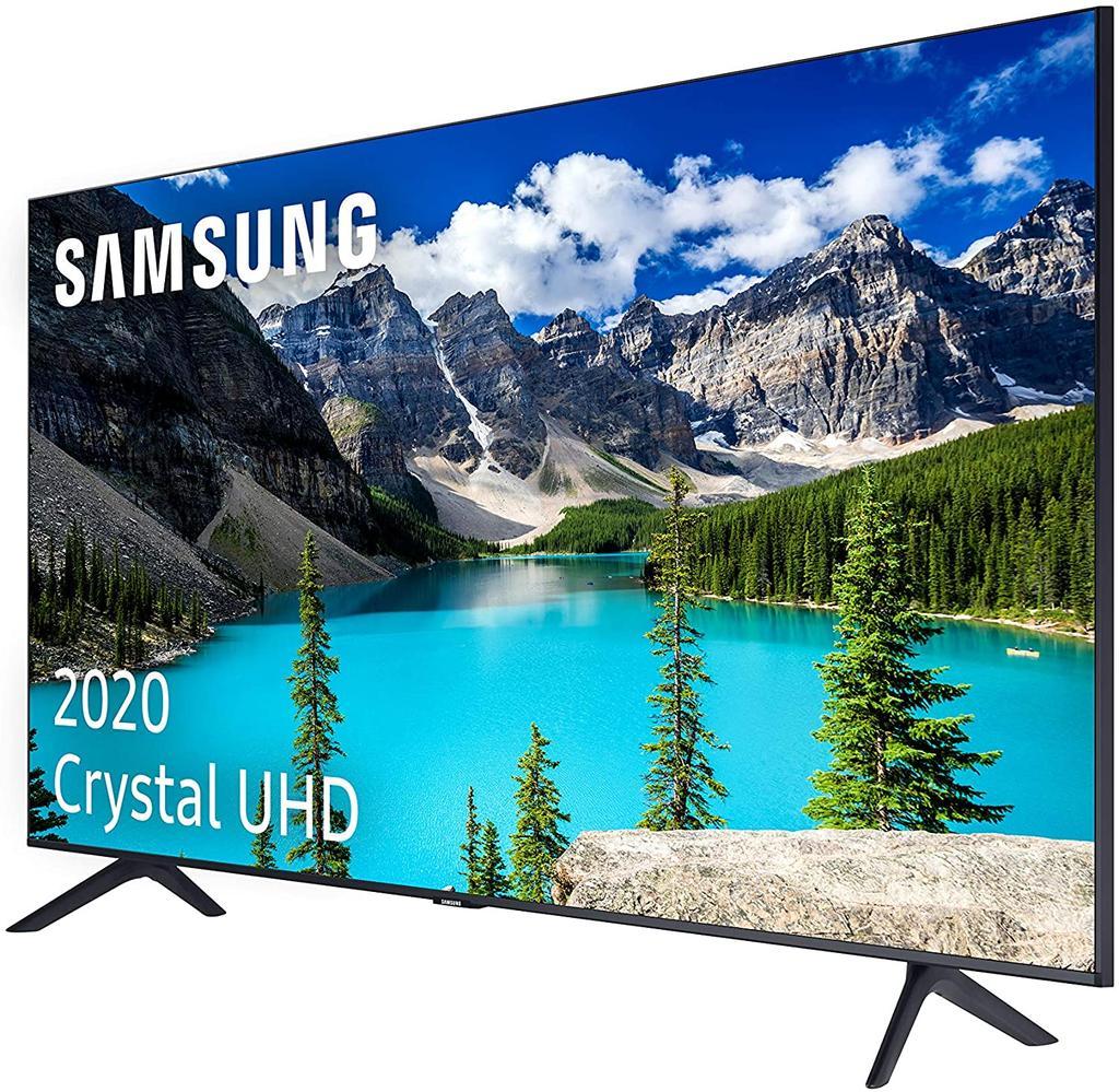Smart TV samsung 50TU8005 side
