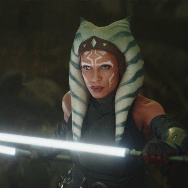 Ahsoka Tano, Rosario Dawson Star Wars series