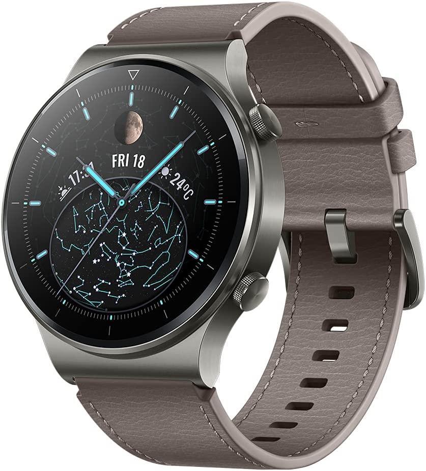 Smartwatch huawei watch GT2 pro side