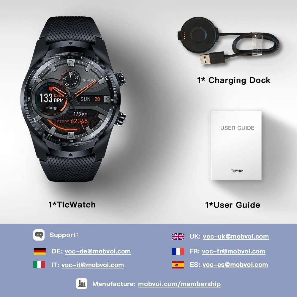 TicWatch Pro LTE