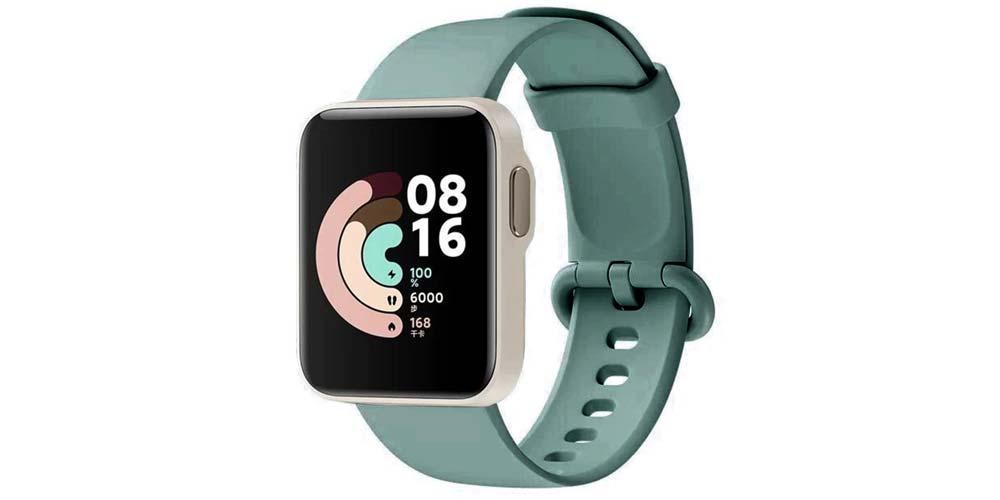 Xiaomi Redmi Watch smartwatch screen