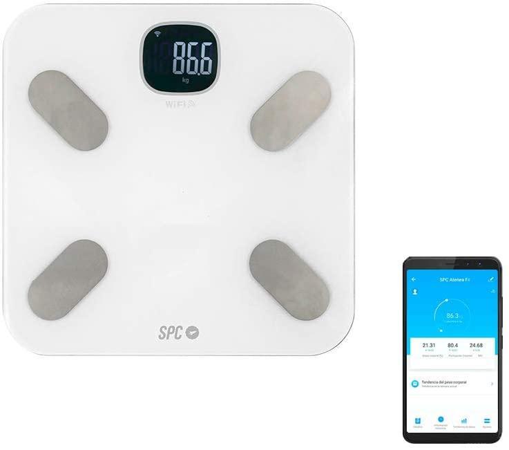 Atenea fit smart scale with app