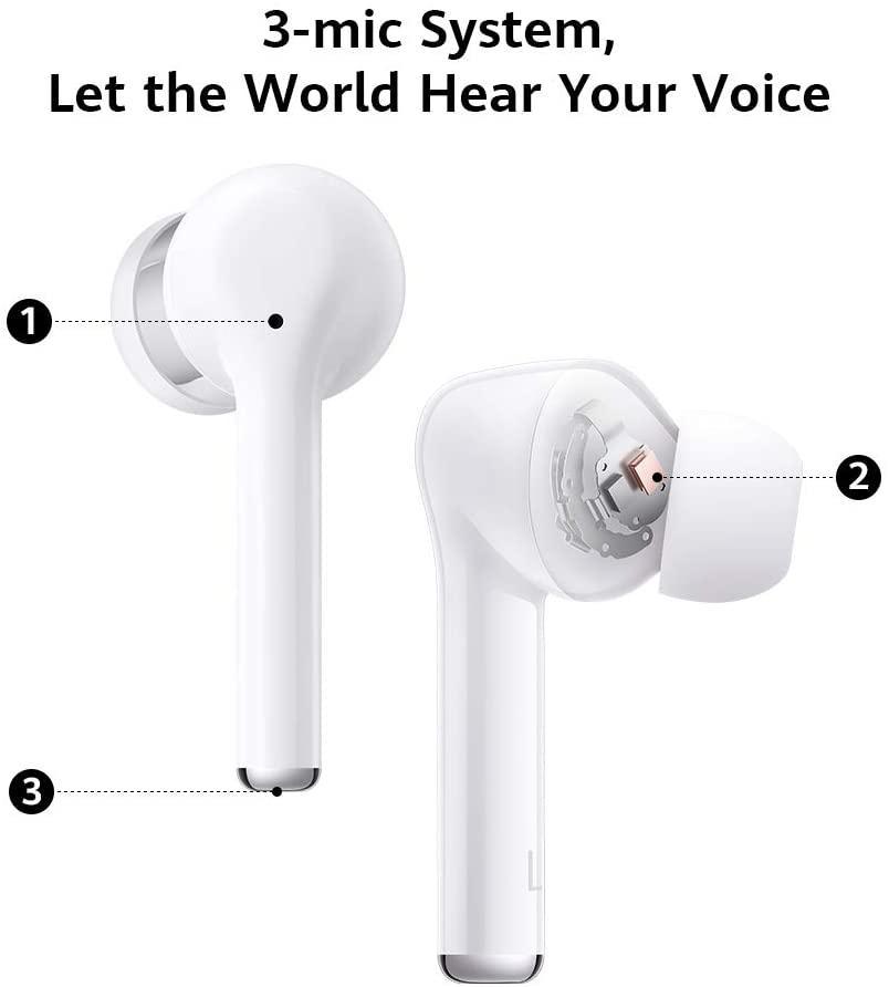 huawei freebuds 3i headphones microphones