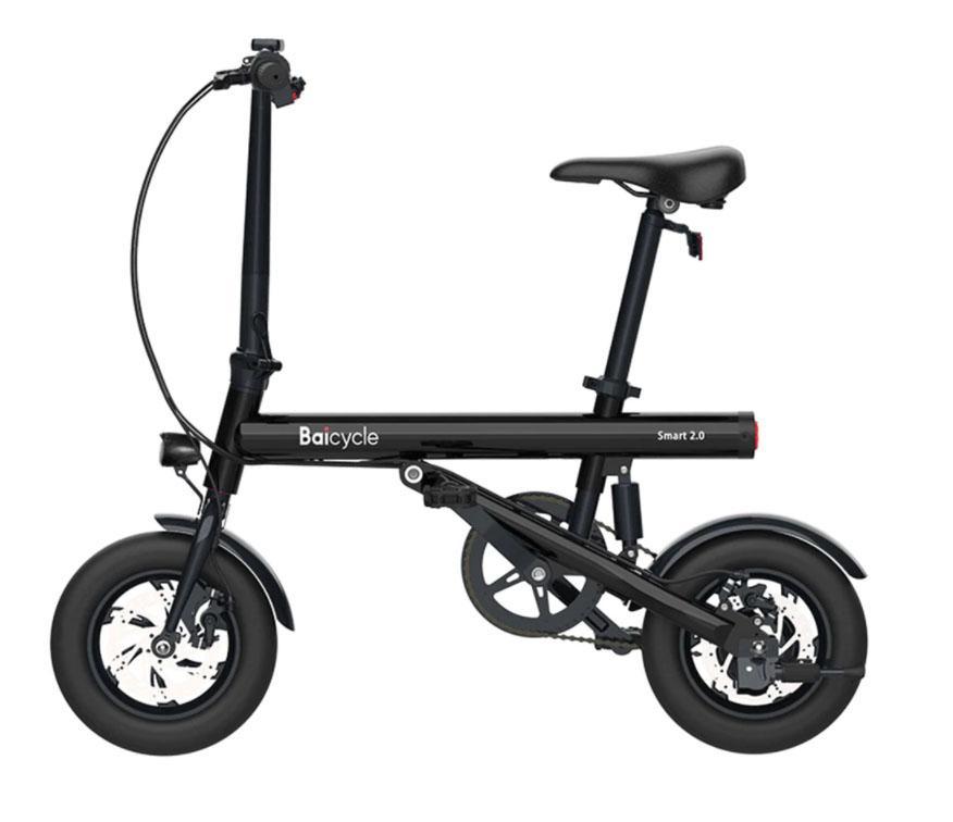 baicycle smart 2.0 electric bike