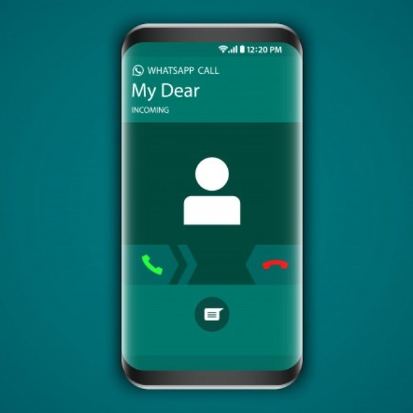 Incoming WhatsApp call, trick to record and save it- Hello Telcel blog